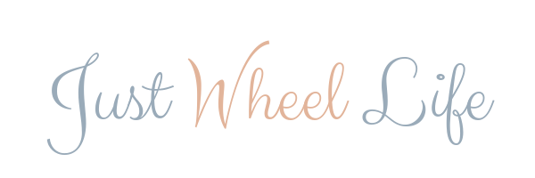 Just Wheel Life blog title