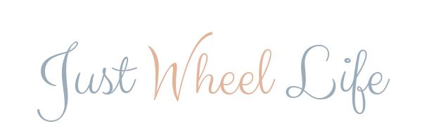 Just Wheel Life blog title